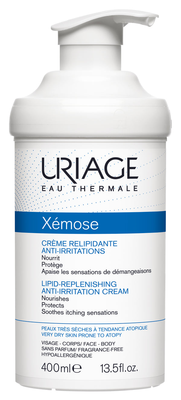 URIAGE Xémose Lipid-Replenishing Anti-Irritation Cream