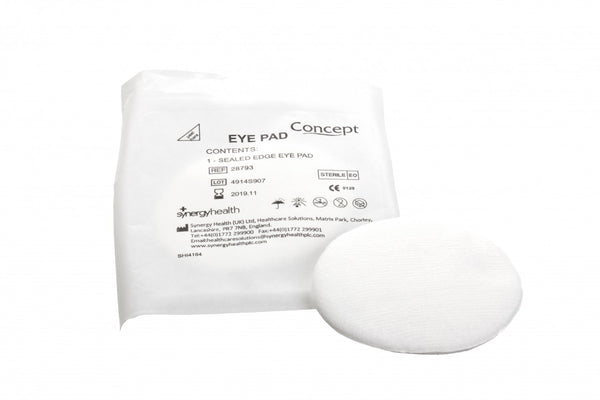 SYNERGY HEALTHCARE Eye Pad Cover