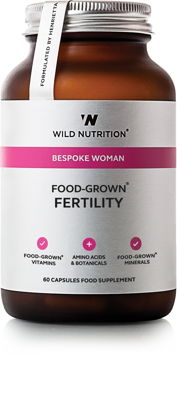 WILD NUTRITION Women's Food-Grown® Fertility