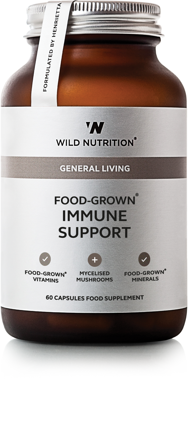 WILD NUTRITION Food-Grown® Immune Support