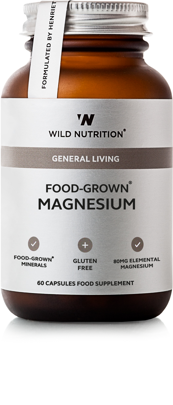 WILD NUTRITION Food-Grown® Magnesium