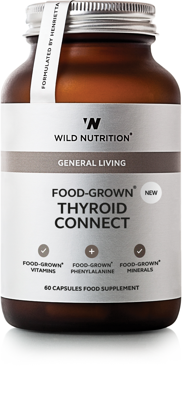 WILD NUTRITION Food-Grown® Thyroid Connect