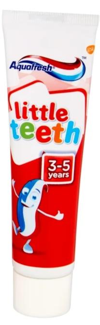 AQUAFRESH Kids Toothpaste Little Teeth 3-5 Years