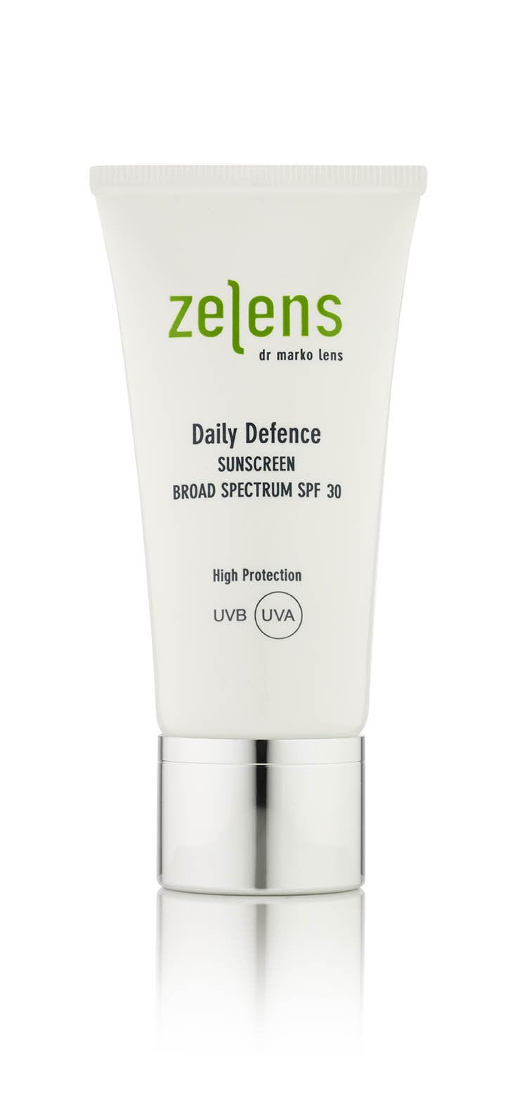 ZELENS Daily Defence Sunscreen SPF 30