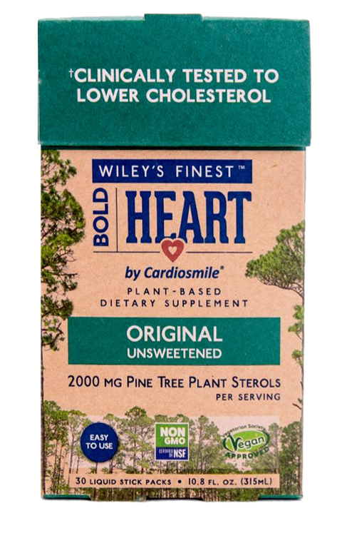 WILEY'S FINEST Bold Heart by Cardiosmile