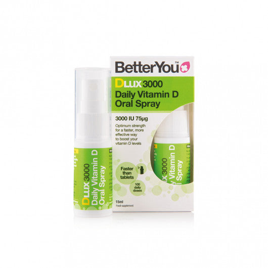 BETTERYOU DLux3000 Vitamin D Oral Spray