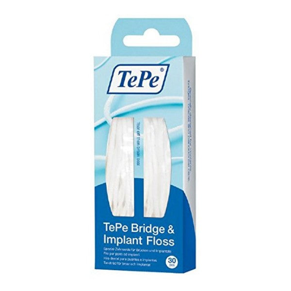 Bridge And Implant Floss