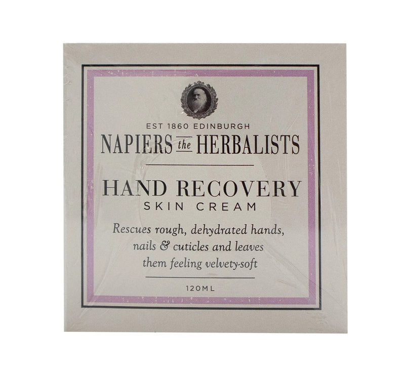 NAPIERS THE HERBALIST Hand Recovery Cream