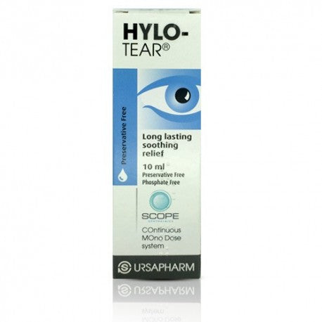 URSAPHARM Hylo Tear Eye Drops