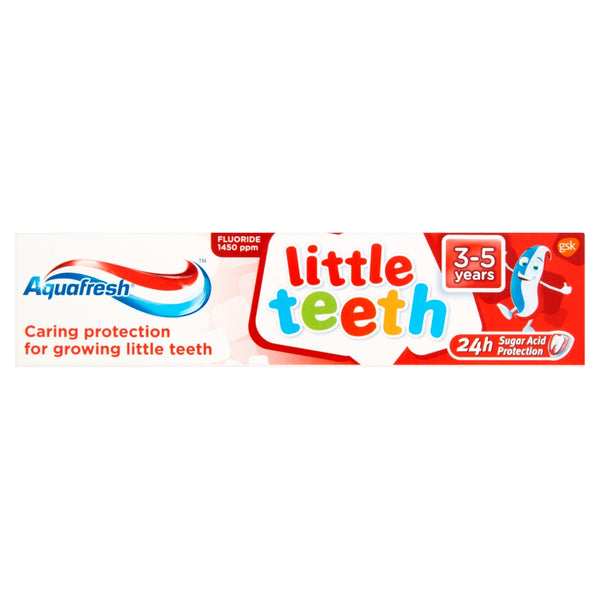 Kids Toothpaste Little Teeth 3-5 Years
