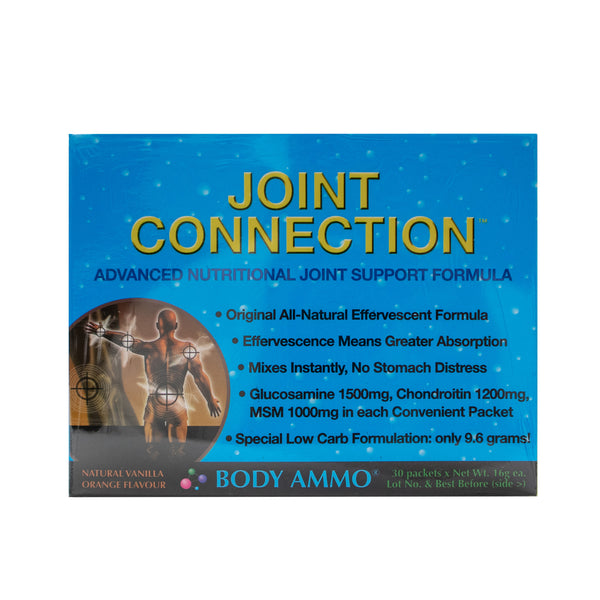 BODY AMMO Joint Connection