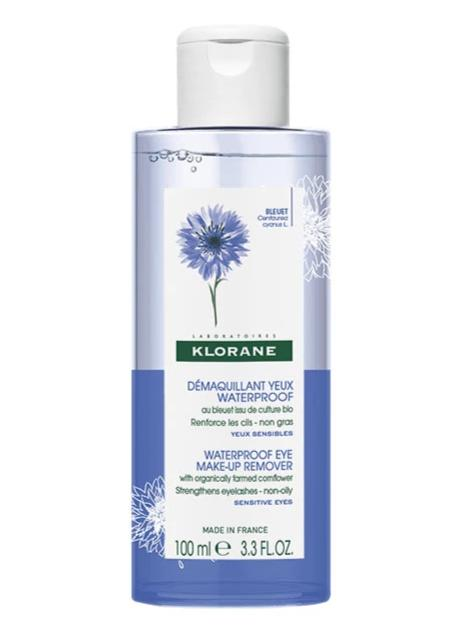 KLORANE Eye Makeup Remover With Cornflower