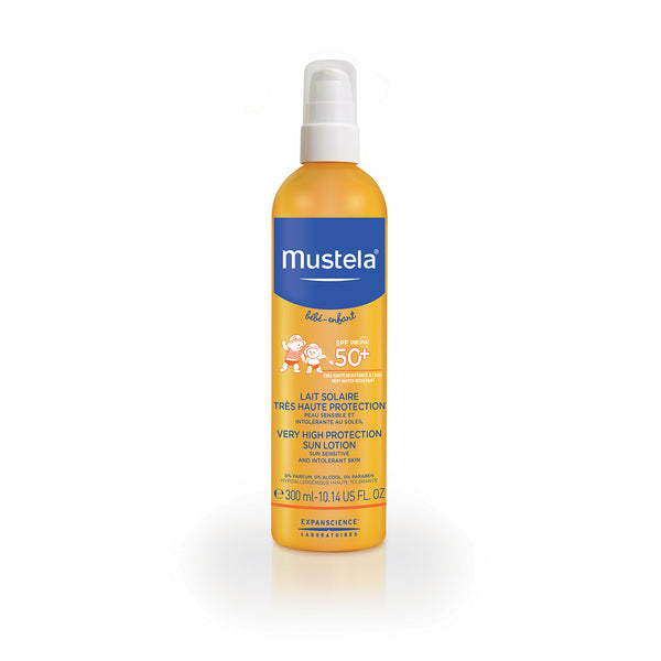 MUSTELA Very High Protection Sun Lotion - SPF 50+
