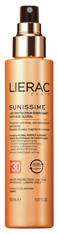 Sunissime Energizing Protective Milk Global Anti-Ageing SPF 30