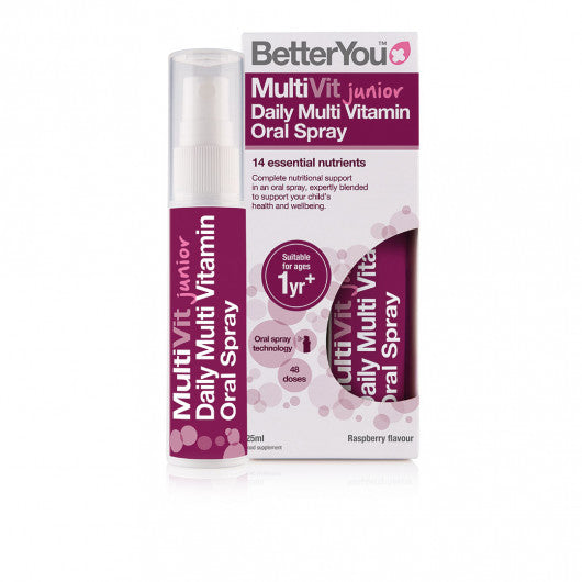 BETTERYOU MultiVit Junior Oral Spray