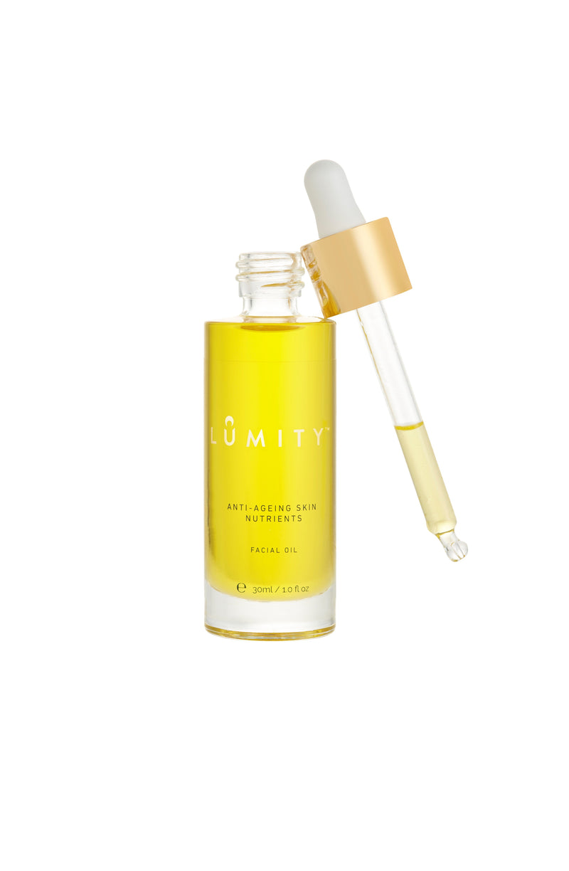 LUMITY Skin Nutrients Facial Oil