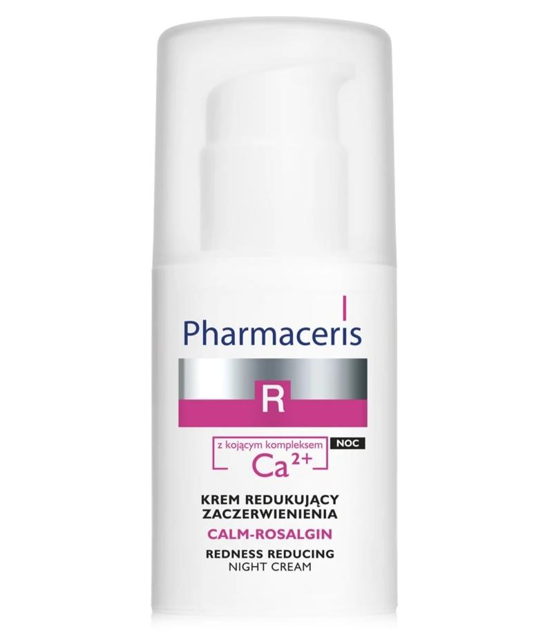 PHARMACERIS R Calm-Rosalgin Redness Reducing Night Cream