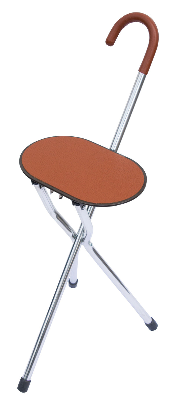 CLASSIC CANES English Tripod Seat Stick