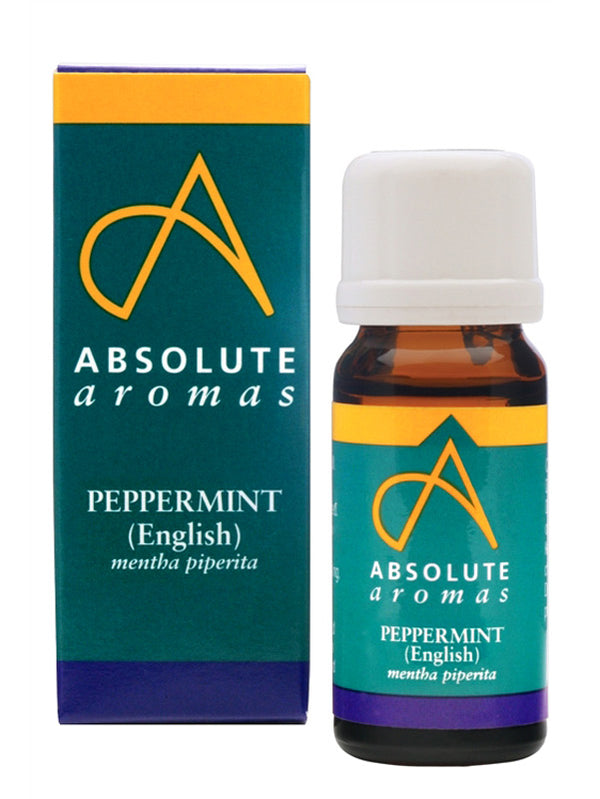 ABSOLUTE AROMAS Organic Peppermint