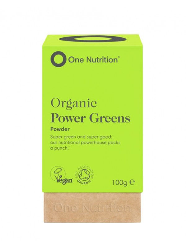 ONE NUTRITION Power Greens 100G Powder