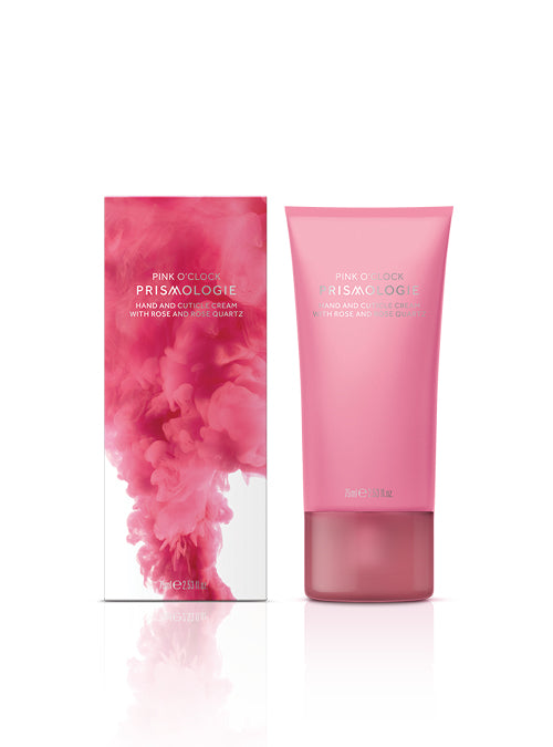 PRISMOLOGIE Rose Quartz & Rose Hand & Cuticle Cream