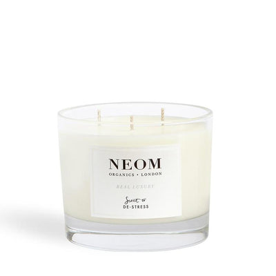 NEOM ORGANICS Real Luxury Scented Candle (3 Wick)