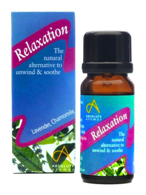 ABSOLUTE AROMAS Relaxation Essential Blend