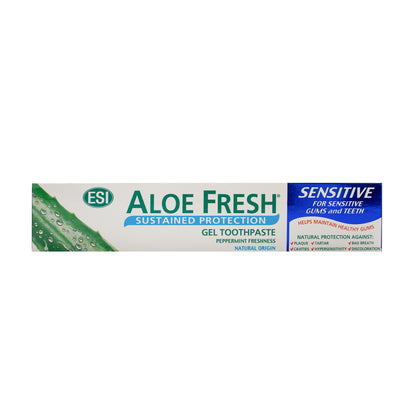 ESI Aloe Fresh Sensitive Toothpaste