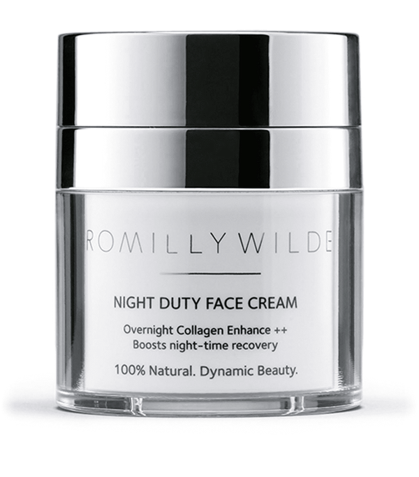 ROMILLY WILDE Night Duty Face Cream