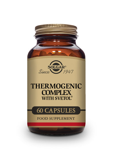SOLGAR Thermogenic Complex with Svetol