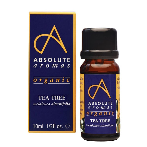 ABSOLUTE AROMAS Organic Tea Tree