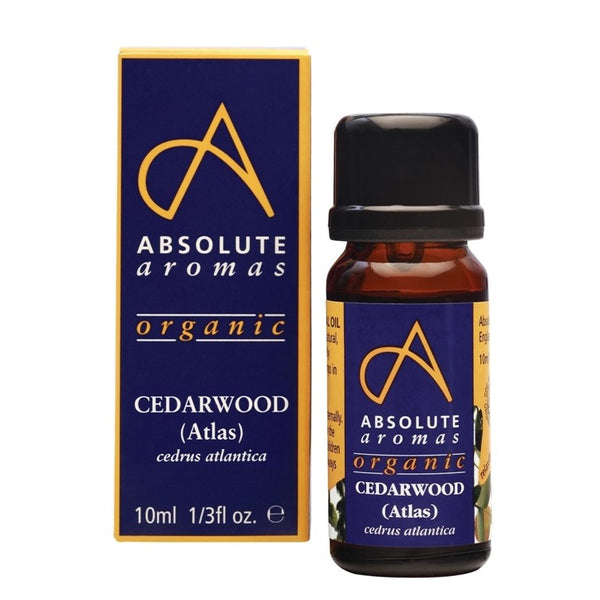 ABSOLUTE AROMAS Organic Cedarwood (Atlas)