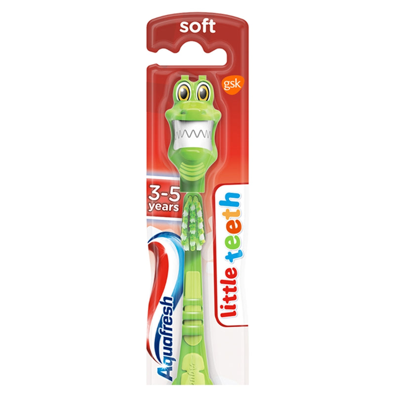 Little Teeth Soft Bristles Toothbrush 3-5 Years