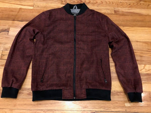 Wool bomber Jacket