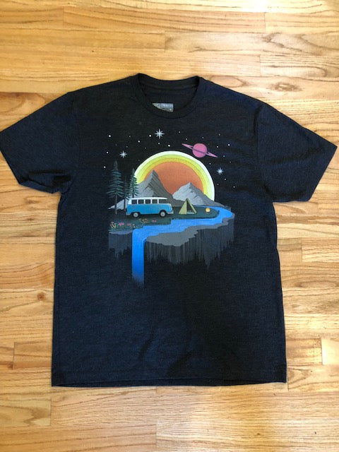 Volks wagen camping T-shirts