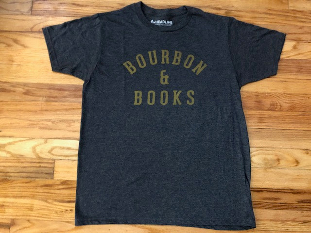 Bourbon and books T-shirts