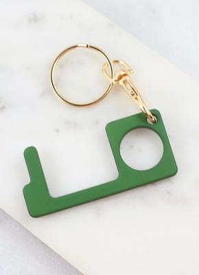 safety hook key holder