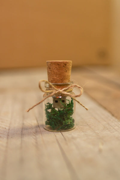 0010 USB in Bottle - Little Love Boxes