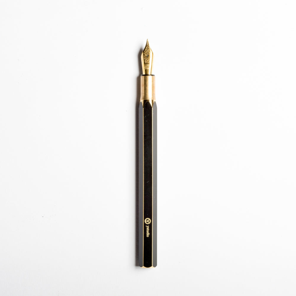 Brassing - Desk Fountain Pen