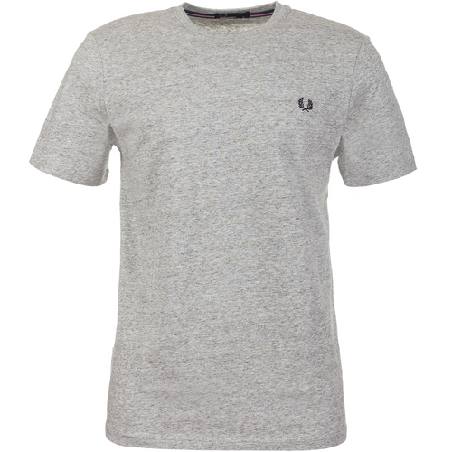 Fred Perry Crew Neck T-Shirt Grey