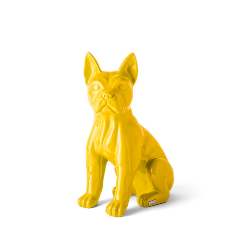 TheWildWild Deco Glossy Frenchie, Yellow
