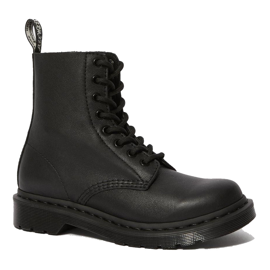 Dr. Martens 1460 Pascal Mono Black Virginia