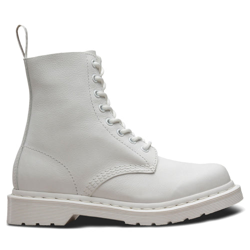Dr. Martens 1460 Pascal Mono Optical White Virginia