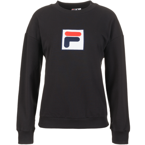 Fila Erika Crew Sweat Black