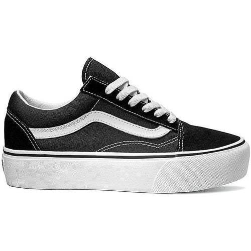 Vans UA Old Skool Platform Black