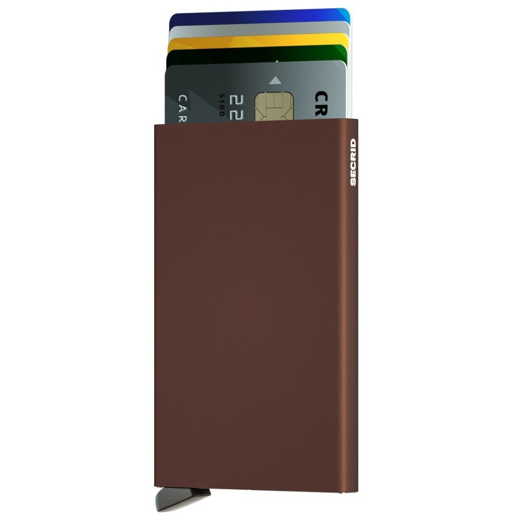 Secrid Cardprotector, Brown