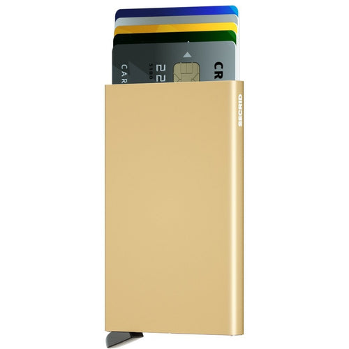 Secrid Cardprotector, Gold