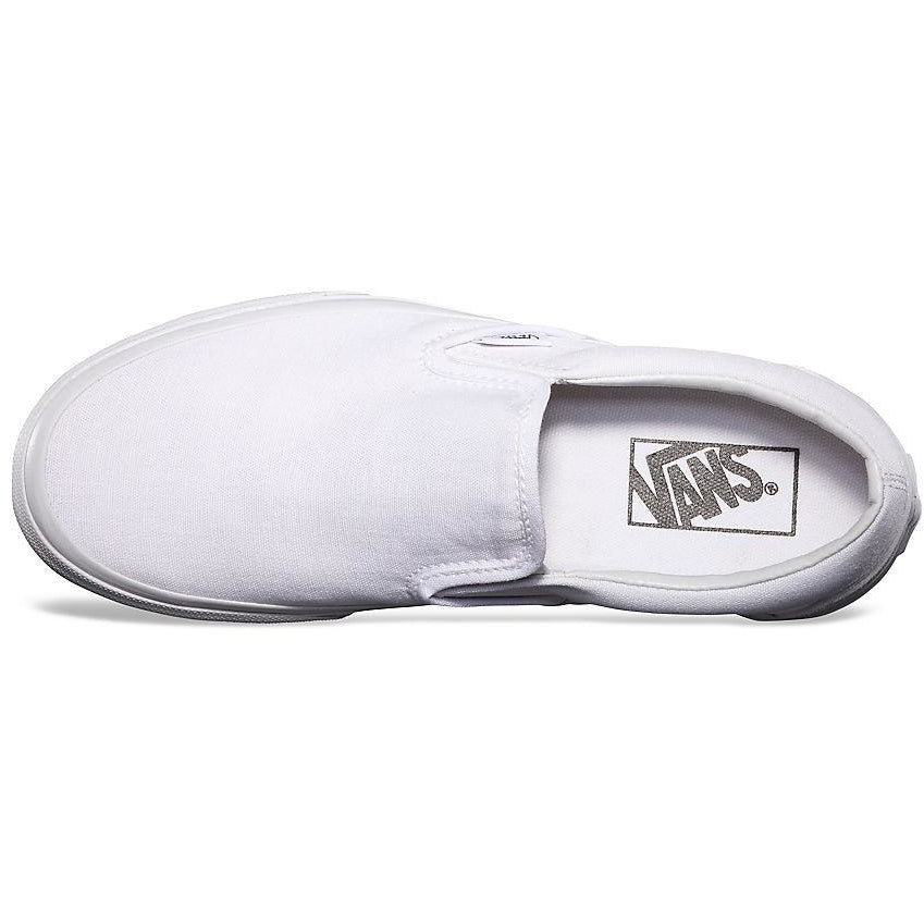 Vans UA Classic Slip-On True White