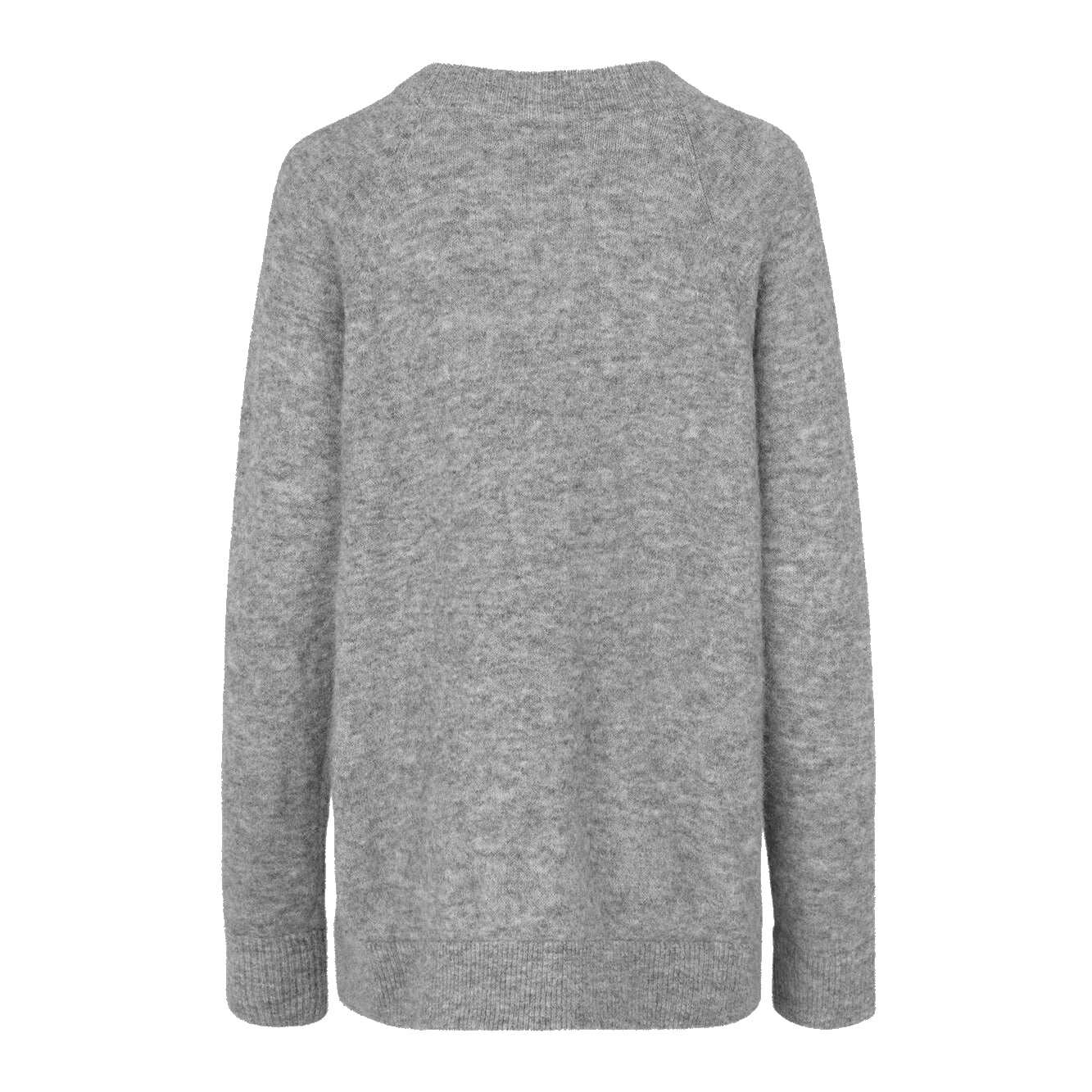 Samsoe Samsoe Nor o-n Long 7355, Grey Melange