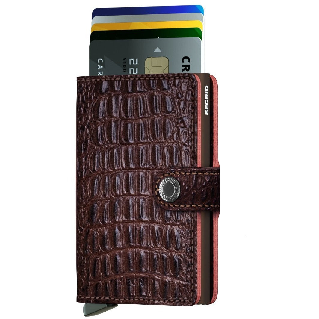 Secrid Miniwallet, Nile Brown